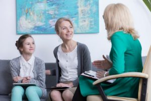 supporting mental health in a child