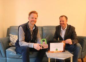 Bright Heart wins 2020 nasen Award
